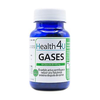 Gases 60 capsules