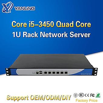 Quad Core  Rackmount Network Server
