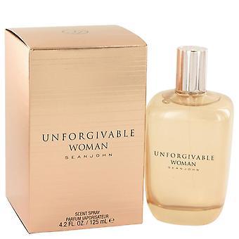Unforgivable Eau De Parfum Spray By Sean John 4.2 oz Eau De Parfum Spray