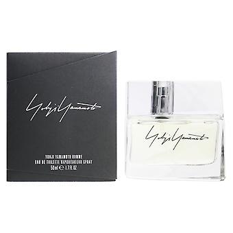 Yohji Yamamoto Pour Homme Eau de Toilette 50ml Spray