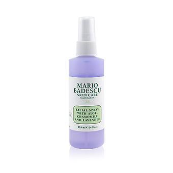 Mario Badescu Facial Spray With Aloe  Chamomile & Lavender 118ml/4oz