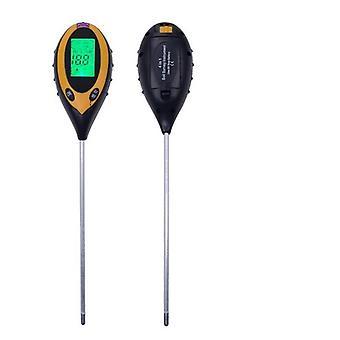 Soil Tester Ph Moisture Meter Temperature Sunlight