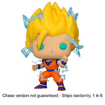 Dragon Ball Z Goku SS 2 Pop! Vinyl Chase Ships 1 in 6