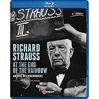 Richard Strauss - At the End of the Rainbow Document [BLU-RAY] USA import
