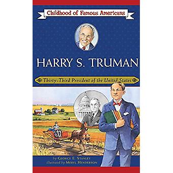 Harry S. Truman - Thirty-Third President of the United States by Georg