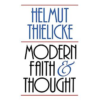 Modern Faith and Thought by Helmut Thielicke - 9780802826725 Book