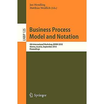 Business Process Model and Notation - 4e Internationale Werkplaats - BPM
