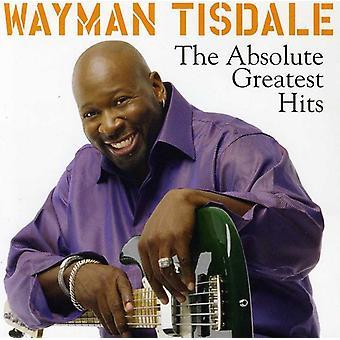 Wayman Tisdale - importación de Estados Unidos absoluta Greatest Hits [CD]