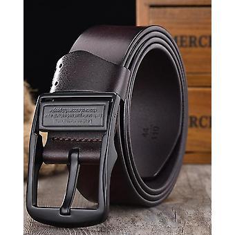 Luxury High Quality Brand Pin Belt