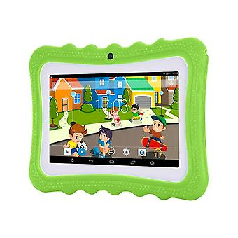 Kids tablet pc 7 inch android 8.0 quad core 4gb rom 1gb ram wifi dual hd camera multifunctional puzzle entertainment tablet