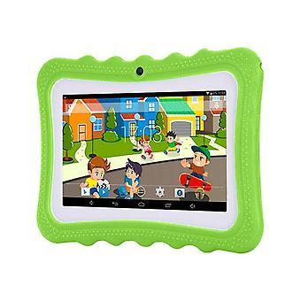 Enfants tablette pc 7 pouces android 8.0 quad core 4 Go rom 1 Go ram wifi double caméra hd multifonctionnelle puzzle entertainment tablet