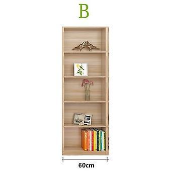 Простая полка с посмертным ковчегом Современный книжный шкаф
