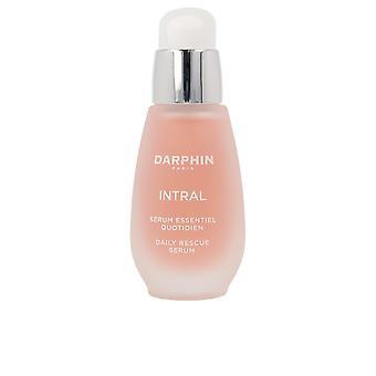 Soro calmante de alívio de vermelhidão Intral de Darphin 30 ml para mulheres