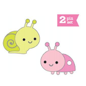 Doodlebug Design Baby Bugs Sammler Stifte