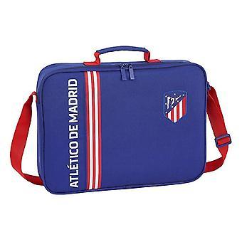 Briefcase Atlético Madrid Navy Blue (6 L)