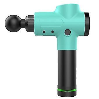 電気マッサージ筋膜銃リラックス筋肉フィットネス深い振動首膜グラブ筋膜銃マサジェドール電気型b