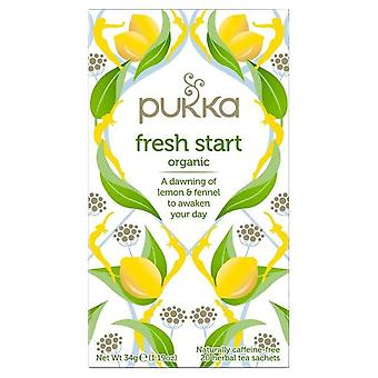 Pukka Fresh Start Tea Bags 80