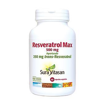 Resveratrol Max 60 capsules