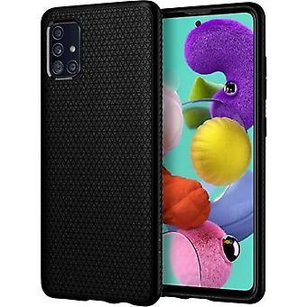 Spigen Liquid Air Back cover Samsung Galaxy A51 Black