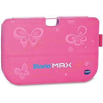 FengChun 80-218559 - Zubehr fr Tablet - Storio MAX 5 Zoll, Silikonhlle, pink