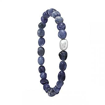 Bracelet Homme Jourdan AJH150018B - BOREAL - Perle gris