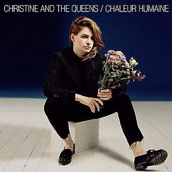 Christine and the Queens  - Chaleur Humaine CD