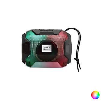 Bluetooth Speakers Mars Gaming MSBAX RGB 10 W