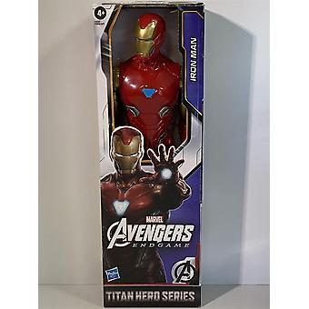 Iron Man Avengers Koniec gry Titan Hero Series Hasbro F2247