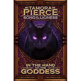 I gudinnans hand av Tamora Pierce