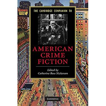 Cambridge Companion til American Crime fiction af Catherine Ross Nickerson