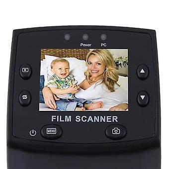 5mp 35mm Negativo Filme Slide Scanner USB Color Copier