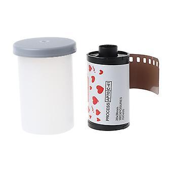 Színes nyomtató film 135 formátumú kamera Lomo Holga Dedikált Iso 400 18exp