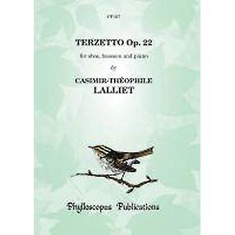 Terzetto (Lalliet) OBOE, FAGOTT & KLAVIER