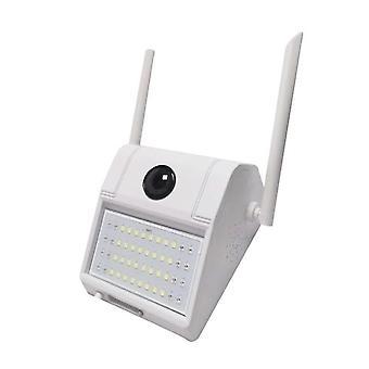 Dual Light Fuld farve Udendørs 2MP IP Camera Night Vision Motion Detect CCTV Security Camera APP