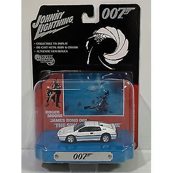 James Bond 007 The Spy Who Loved Me Lotus Esprit S1 1:64 Johnny Lightning