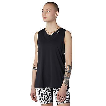 New Balance Damen 2021 Unerbittlich Feuchtigkeitsableitende ärmellose Tank T-Shirt