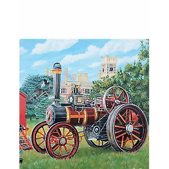 Grovely Steam Glory 4x500pc Jigsaw
