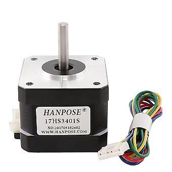 Non Captive Stepper Motor 4-lead For 3d Printer