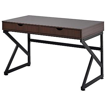 L-computer Desk With Large Storage Space For Home Office