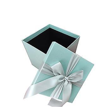Weihnachtsbox Weihnachtsgeschenk Dekorationsbox (Blau)