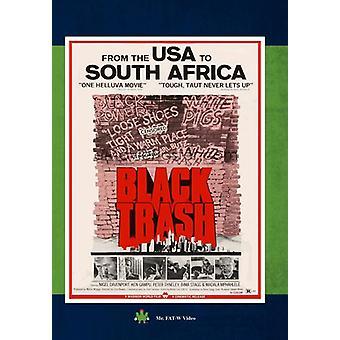 Black Trash [DVD] USA import