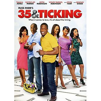 35 & Ticking [DVD] USA import