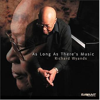 Richard Wyands - As Long car il s import USA musique [CD]