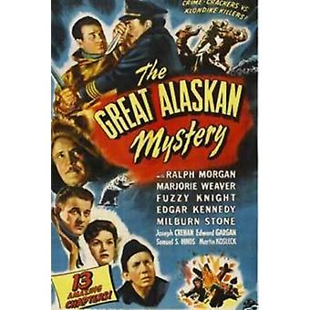 Grote Alaskan mysterie [DVD] USA import