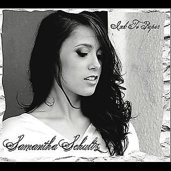 Samantha Schultz - inkt op papier [CD] USA importeren