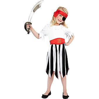 Piratenkostüm Mädchen Kinderkostüm Pirat Kostüm