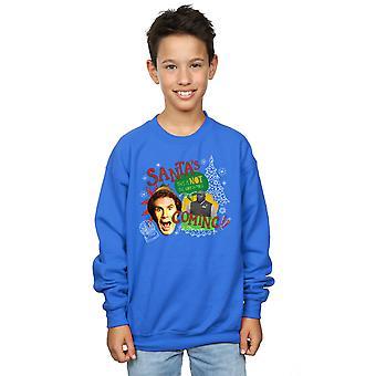 Elf Boys North Pole Sweatshirt