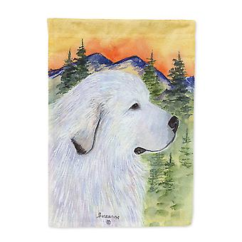 Carolines Treasures  SS8236-FLAG-PARENT Great Pyrenees Flag