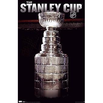 Stanley Cup 09 Plakat Poster drucken