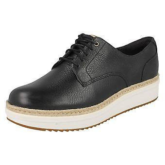 Chaussures de dames Clarks Brogue Style Teadale Rhea